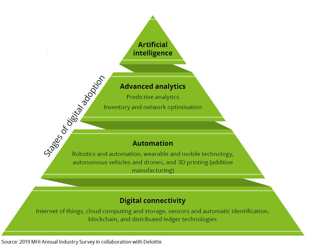 Stages of Digital Adoption